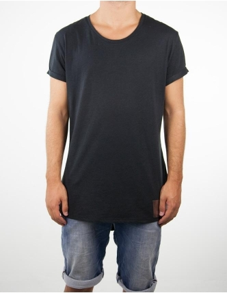 Boombap wood tee r-neck men