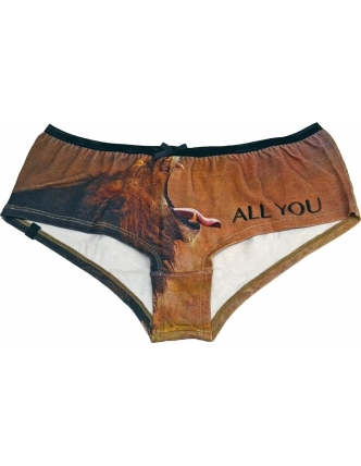 Boombap tuwall-a short underwear iconic