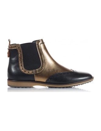 Nobrand flat black bronze women