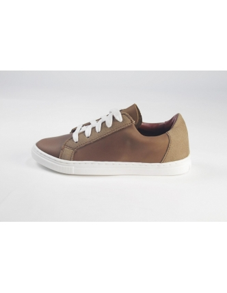 Sports shoes rock brown